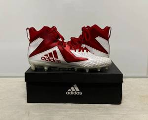 Adidas sz 14 Cleats NIB