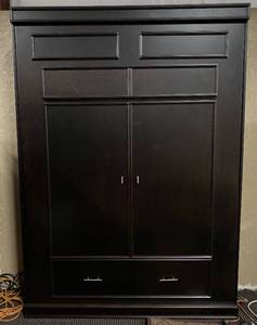 Queen Murphy Bed  - no mattress