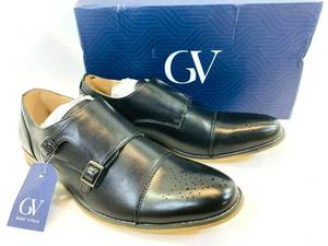 Gino Vitale Black Shoes Size 10.5 (New)