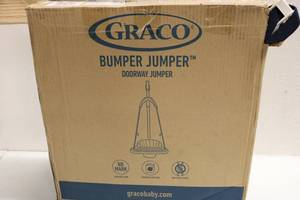 Graco Bumper Jumper in box
