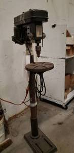 Guardian Power 16 Speed Drill Press, Model FDM16SP (CC)