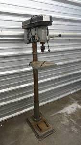 Rexon heavy Duty Drill Press - Model RDM-100F - 3/4 HP