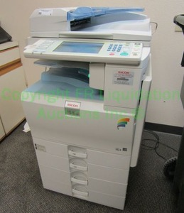 Ricoh Aficio MP C2550 color laser multifunction printer