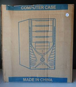 COMPUTER TOWER - NEW AND SEALED IN BOX