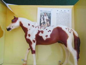 Breyer- Great Spirit Horse American Indian horse #1199 in box