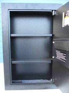 Like New- Union Safe Co. Dual Entry Wall Safe.