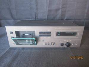 NAD NEW ACOUSTIC DIMENSION SERVO CONTROL CASSETTE DECK 6100
