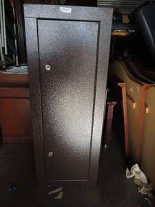 Gun safe with key 55x21x10