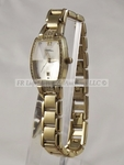 Fossil Ladies Gold Plated Bracelet Watch