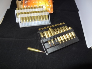 Ammo - 2 boxes of .243 Win Federal Fusion premium (40 rounds) - 95 gr.