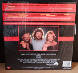 1983 - Staying Alive The Original Motion Picture Soundtrack Vinyl LP Record Album
