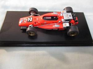RARE - SMTS RL40, 1:43 Scale,  1969,#2- Mario Andretti BUILT, Brawner Hawk-Ford STP Indy 500, Diecast Car.