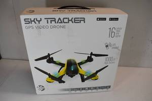 Sky Tracker GPS Video Drone