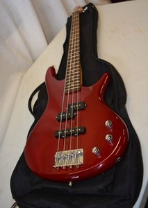Ibanez Electric Guitar and Case