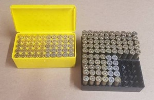 130 Rounds of .38 Special Ammo - CCI/Speer, Hornady