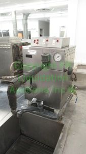 Reimers high pressure electric steam boiler Model AR8 (8kW) - For jewelry cleaning, medical sterilization, garment pressing plus