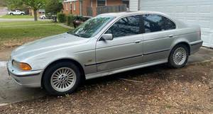 1999 BMW 540i Does not Run