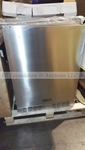 "24"" Stainless Steel built-in refrigerator"