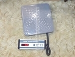 Electronic shipping weighing scale