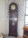 Antique Early century grandfather clock